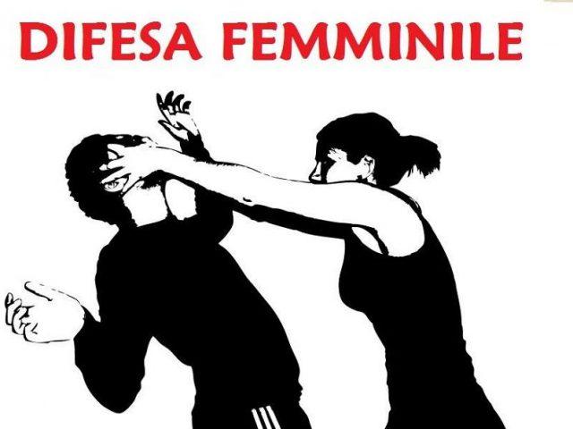 Corso di difesa personale femminile