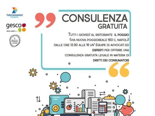 Consulenza legale gratuita – Diritti dei Consumatori