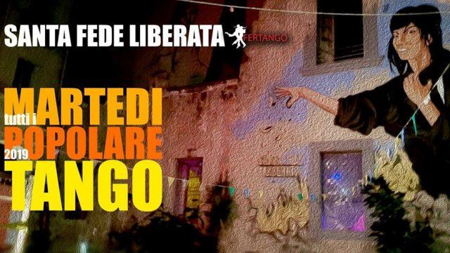 I Martedì a Santa Fede Liberata/ Tango y Pratica Libre