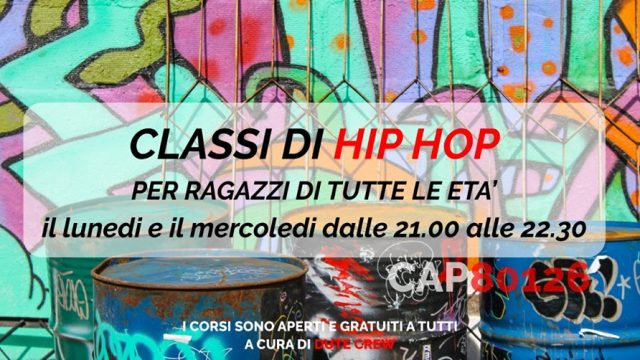 Corso di Hip Hop per adulti