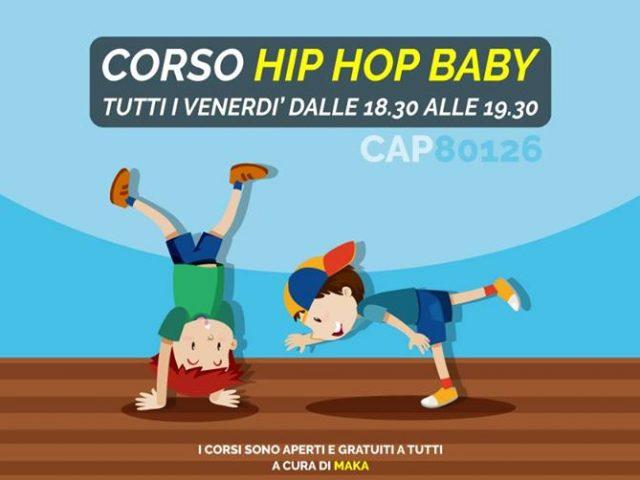 Corso Hip Hop Baby presso CAP 80126