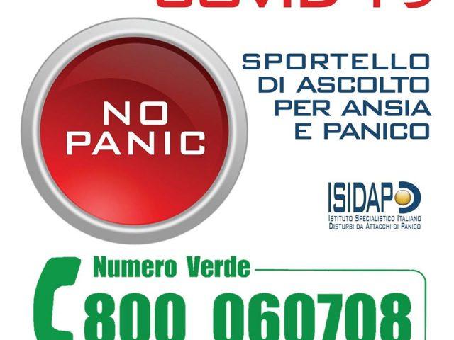 Sportello di ascolto per ansia e panico ISIDAP