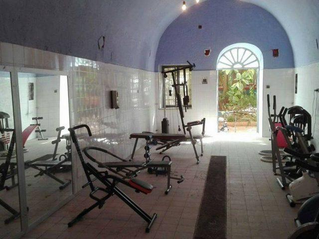Sala Fitness presso Ex OPG